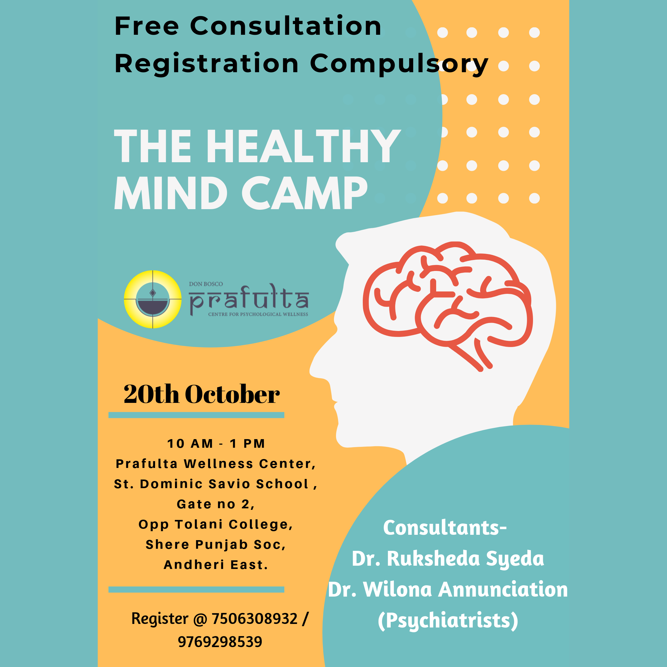 The Healthy Mind Camp